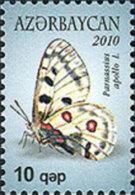Az 0834 Azerbaijan Aserbaidschan 2010 - Aserbaidschan