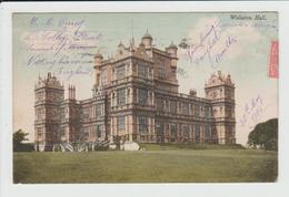 NOTTINGHAM - ROYAUME UNI - WOLLATON HALL - Nottingham
