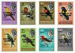 Ref. 581383 * NEW *  - BOTSWANA . 1966. SELLOS DE BECHUALANDIA - Botswana (1966-...)