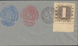 Ref. 577505 * NEW *  - BRAZIL . 1943. 100th ANNIVERSARY OF BRAZIL STAMP. 100 ANIVERSARIO DEL SELLO BRASILE�O - Neufs