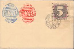 Ref. 577506 * NEW *  - BRAZIL . 1943. 100th ANNIVERSARY OF BRAZIL STAMP. 100 ANIVERSARIO DEL SELLO BRASILE�O - Neufs