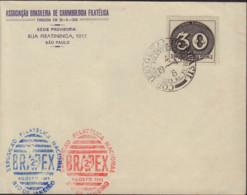 Ref. 577414 * NEW *  - BRAZIL . 1943. 100th ANNIVERSARY OF BRAZIL STAMP. 100 ANIVERSARIO DEL SELLO BRASILE�O - Neufs