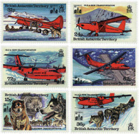 Ref. 37153 * NEW *  - BRITISH ANTARCTIC TERRITORY . 1994. HONG KONG 94. INTERNATIONAL PHILATELIC EXHIBITION. HONG KONG 9 - Unused Stamps