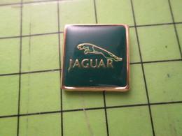 1010 Pin's Pins / Beau Et Rare / THEME AUTOMOBILES : LOGO DE LA MARQUE JAGUAR - Jaguar