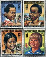 Ref. 52705 * NEW *  - BRITISH VIRGIN Islands . 1979. INTERNATIONAL YEAR OF THE CHILD. A�O INTERNACIONAL DEL NI�O - British Virgin Islands