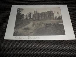Zonnebeke    Carte Photo Allemande   Guerre 1915   Kirche Kerk  église - Zonnebeke