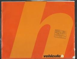 """Catalogue  Année 60 , Vehicule Citroen """"H"""" , Nombreuses Photos ,30 Pages    - Vif242 - Auto"""