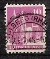 Bizone 1948, Michel# 90 A Ia WB O - Bizone