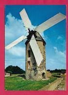 """49/ MAINE Et LOIRE...ANGRIE. Moulin Neuf """" Dit La Marmitte""""... MOULIN à VENT - Autres Communes"""