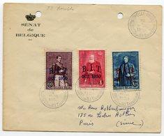 Env. Du Conseil D'administration Du B.I.T Oblitérée Le 10/101930 - Postmark Collection