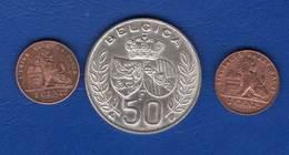 Belgique  3 Pieces - Non Classificati