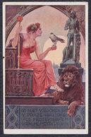 Czech Republic 1912 Prague (Praha) - Vsesokolsky Slet, Postcard - Tchéquie