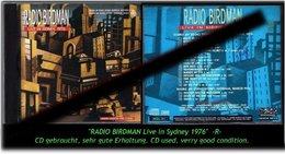 """RADIO BIRDMAN"" LIVE IN SYDNEY -1976 - -R- - Hard Rock & Metal"