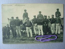 HEIST : Les Sauveteurs  En 1908 - Heist