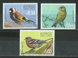 CYPRUS 2018 '' BIRDS OF CYPRUS '' SET USED - Cyprus (Republic)