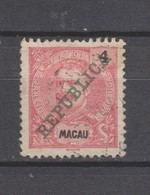 Yvert 153 Oblitéré - Macao
