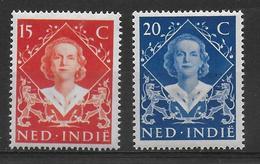 Nederlands Indië Set 1948 Juliana - Netherlands Indies