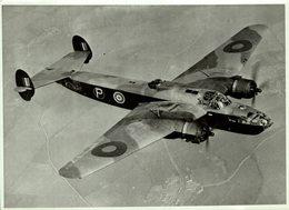 Armstrong Whitworth Albemarle THE ROYAL AIR FORCE 21 * 15 CM Aviation, AIRPLAIN, AVION AIRCRAFT - Aviation
