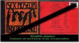 """SEX MUSEUM"" INDEPEDENCE -1989- - Hard Rock & Metal"
