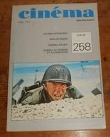Cinéma 80. N°258. Juin 1980. - Cinéma/Télévision