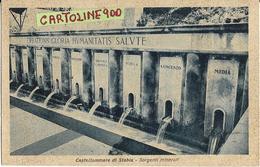 Campania-castellammare Di Stabia Veduta Sorgenti Minerali (form. Picc.) - Castellammare Di Stabia