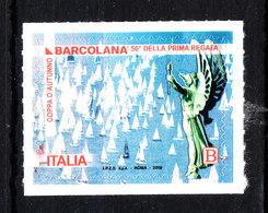 "Italia   -   2018. Regata Velica "" Barcolana "" A Trieste. ""Barcolana"" Sailing Regatta In Trieste. MNH - Vela"