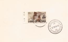 Katanga 0040(o) Surchargé 1er Jour - Katanga