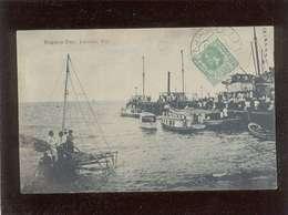 Regatta Day Levuka Fiji  Fidji Bateau Timbre Stamp - Fidji