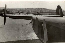 Armstrong Whitworth Albemarle THE ROYAL AIR FORCE 16 * 12 CM Aviation, AIRPLAIN, AVION AIRCRAFT - Aviation