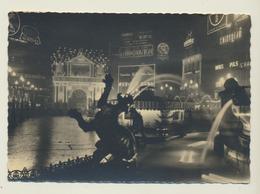 Bruxelles  Les Féeries Lumineuses De Bruxelles 1952 - Bruxelles La Nuit