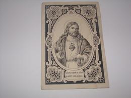 Image Religieuse.Sacré Coeur De Jésus.H.Hert Van Jésus. - Godsdienst & Esoterisme