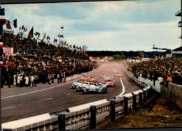 LES 24 HEURES DU MANS , SPORT AUTOMOBILE  , Le Départ En 1999 - Le Mans