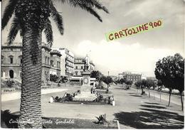 Lazio-civitavecchia Viale Garibaldi Differente Particolare Inquadratura Viale Anni 50 - Civitavecchia