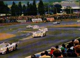 LES 24 HEURES DU MANS , SPORT AUTOMOBILE  , Le Nouveau Ralentisseur - Le Mans