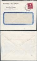 AO013 - Lettre De Morlanwelz Haine St Pierre 1946 - - 1946 -10 %