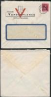 AO014 - Lettre De Fayt Lez Manage 1946 - - 1946 -10%