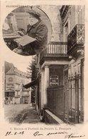 PLOMBIERES LES BAINS-Maison Et Portrait Du Peintre L.Français - Plombieres Les Bains