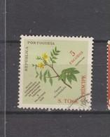 Yvert 374 Oblitéré - St. Thomas & Prince