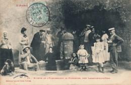 H192 - 09 - FONCIRGUES - Ariège - Buvette De L'Ets De Foncirgues Près Labastide-sur-l'Hers - Frankreich