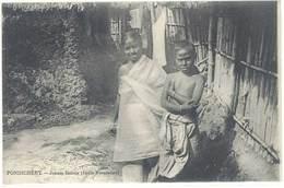Cpa Inde - Pondichéry - Jeunes Indous ( Indes Françaises )  ( S. 3346 ) - Inde