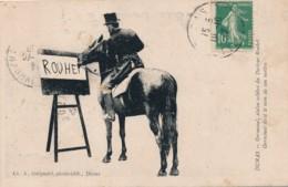 H193 - 47 - DURAS - Germinal, étalon Célèbre Du Docteur Rouhet - Frankreich