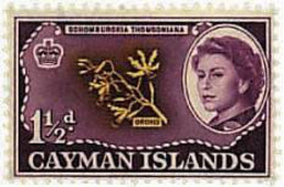 Ref. 267086 * NEW *  - CAYMAN Islands . 1962. QUEEN ELIZABETH II. REINA ELISABETH II - Caimán (Islas)