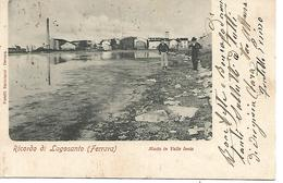 FE043 - RICORDO DI LAGOSANTO - FERRARA - F.P. VIAGGIATA 1904 - Ferrara
