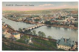 CPA : NAMUR Panorama Vers Jambes Et Vue Sur Le Nouveau Casino - Namur