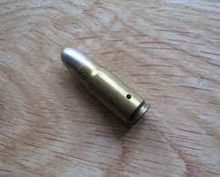 Cartouche NEUTRALISEE  De Collection 7.63 Mm MAUSER DWM 403 KK Deutsche Waffen Und Munitionsfabrik - Decorative Weapons