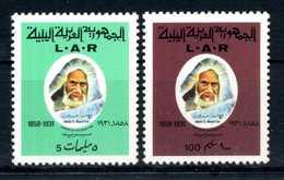 1971 LIBIA SET MNH ** - Libia