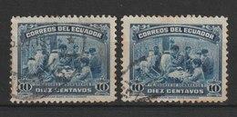 MiNr. 381 Ecuador / 1937. 19. Aug. Freimarken: Landesmotive. - Ecuador