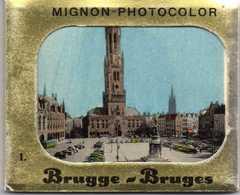 Brugge  BRUGGE- Bruges 10 Photos Dépliants MIGNON -PHOTOCOLOR  9cmX7,50cm - Brugge