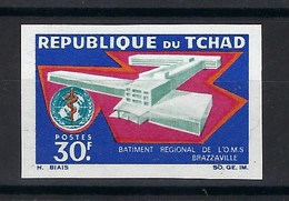République Du Tchad, Non Dentelé, N° 141 ** TB - Tsjaad (1960-...)