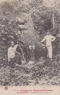 Voyage Aux Monuments Khmers Par A.T. N° 67 Pnom-Bakeng - Lion Gardien De L'Avenue Cambodge Cambodia - Cambodia